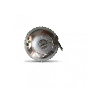 Пробка бензобака УАЗ 452 с покрытием хром. 69-1103010-01 металл.