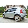 "NEW! Евроручки для Renault Duster; Sandero I; Sandero Stepway I; Nissan Terrano III ""РЫСЬ"""